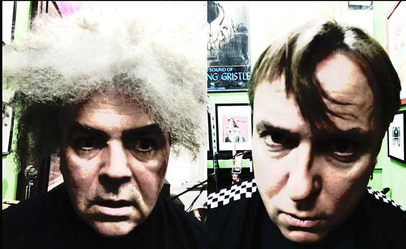 """Mike & The Melvins: Ouve """"Three Men and a Baby"""" na íntegra"""