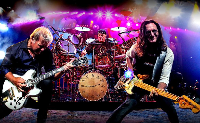"""Rush lançam documentário """"Time Stand Still"""""""