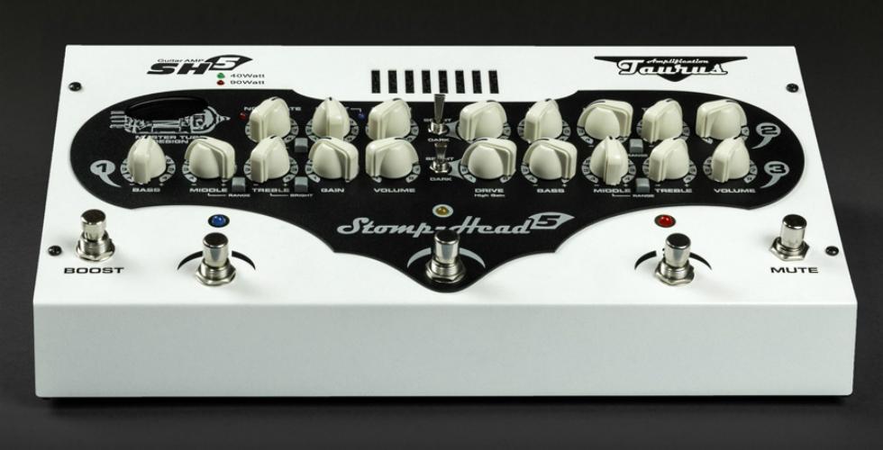 Taurus Stomp-Head 5