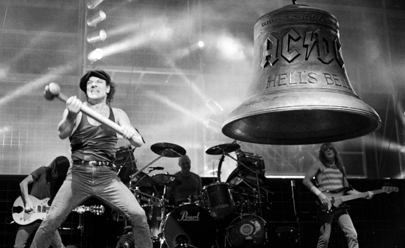 O Novo Álbum de AC/DC Será Dedicado a Malcom Young
