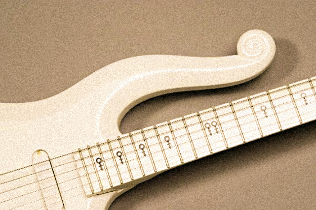 cloud guitar detail