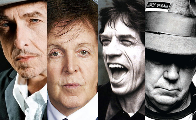 The Who, Dylan, Stones, McCartney e Roger Waters num só festival?