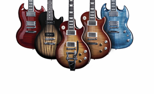 gibson limited run 2016