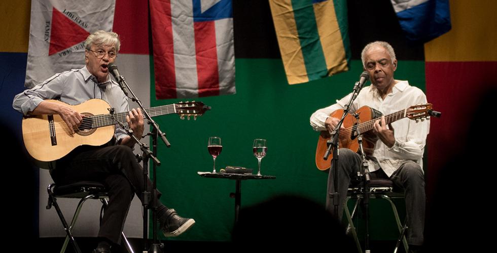 Caetano e Gil: Dois amigos, um século de virtude