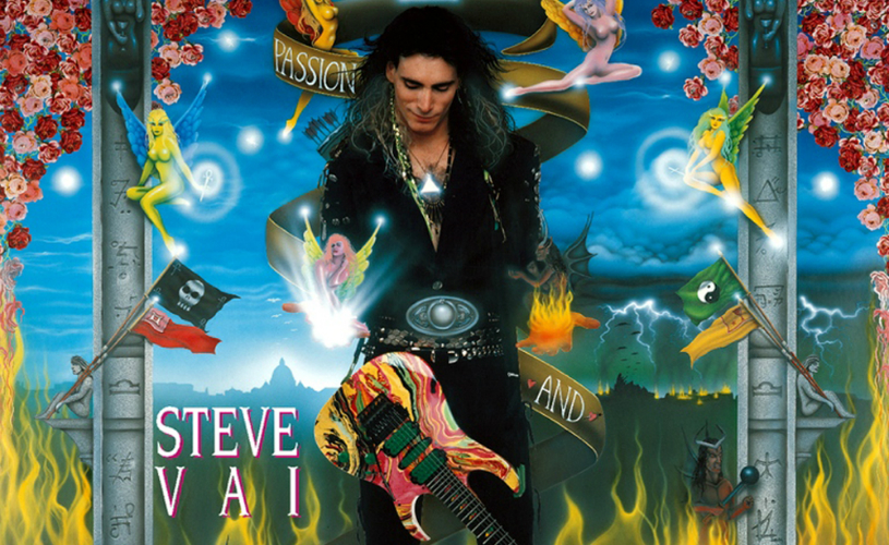 Steve Vai, Passion And Warfare em Portugal