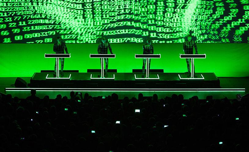 Kraftwerk perdem batalha por direitos de autor