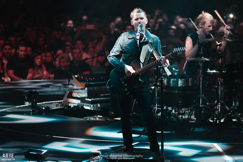 Assiste aqui ao concerto de Muse no Rock In Rio 2018