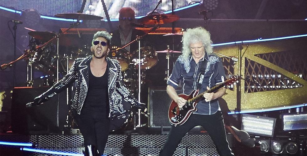 Queen & Adam Lambert, Sebastianismo