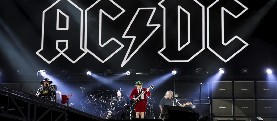 AC/DC, Tempestade Eléctrica!