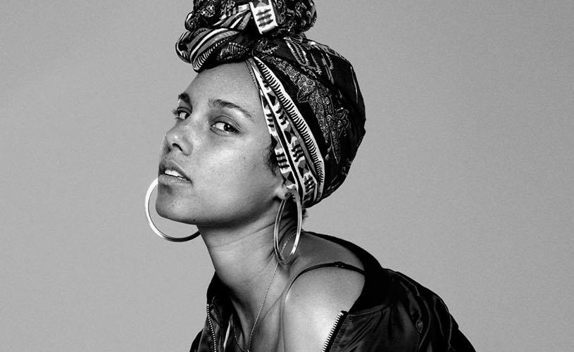 Alicia Keys: Ouve aqui o novo single