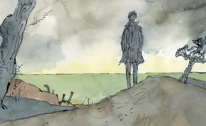 "James Blake: Ouve aqui o streaming de ""The Colour in Anything""."