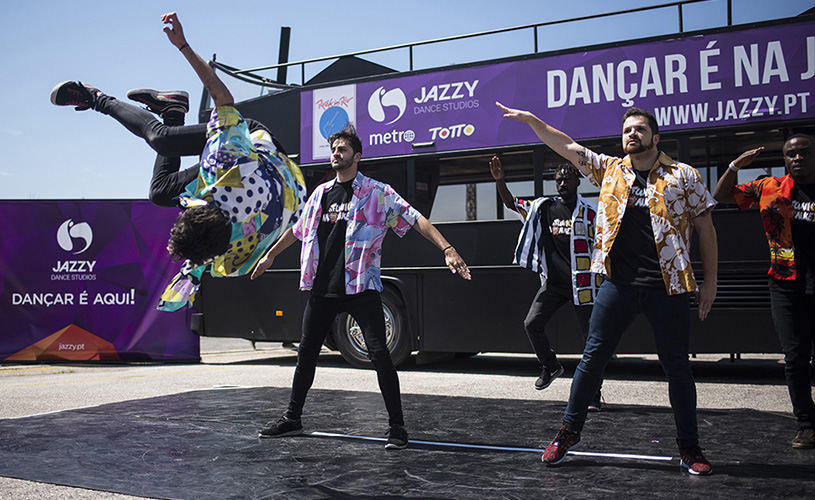 Cifrão, Blaya e FunkyMonkeyz: no Rock in Rio Lisboa também se dança!