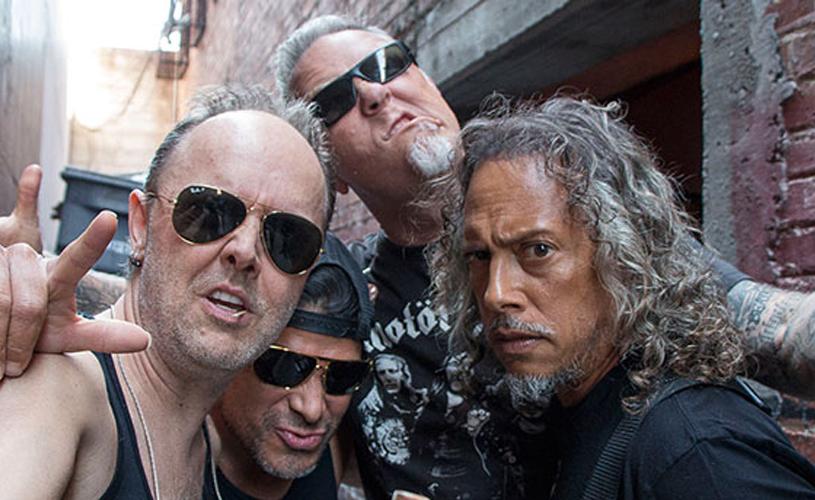 Metallica em Portugal