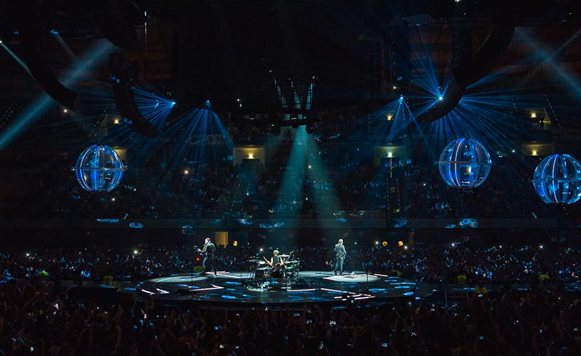Acústica do MEO Arena vai ser melhorada