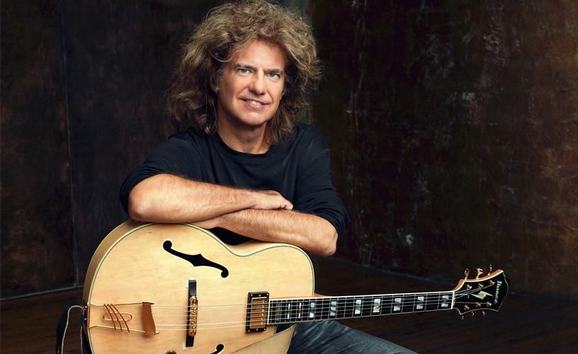 "Pat Metheny: O Triunfal Álbum ""From This Place"""