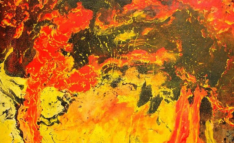 As pinturas misteriosas dos Radiohead