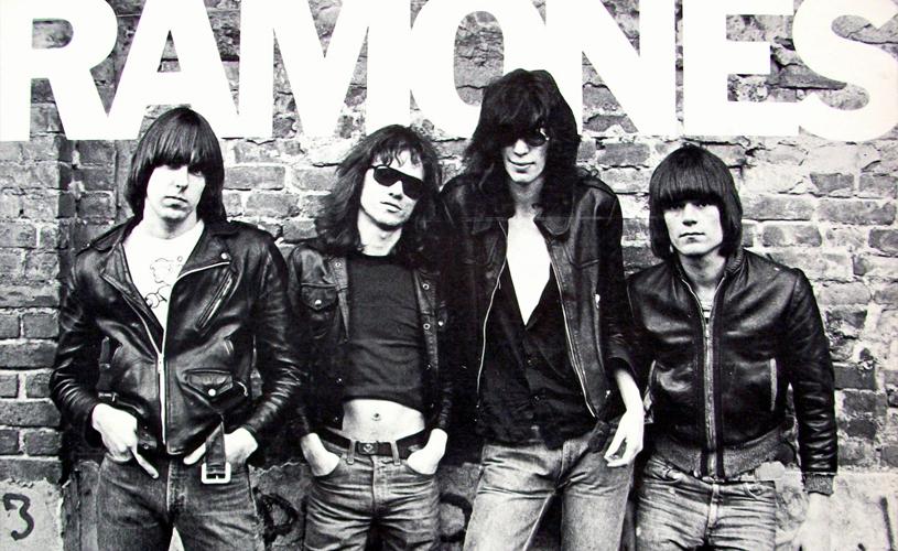 "Ramones reeditam ""The Ramones"", para celebrar o 40º aniversário do álbum"