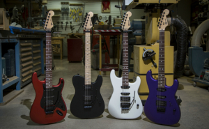 Charvel USA Select header