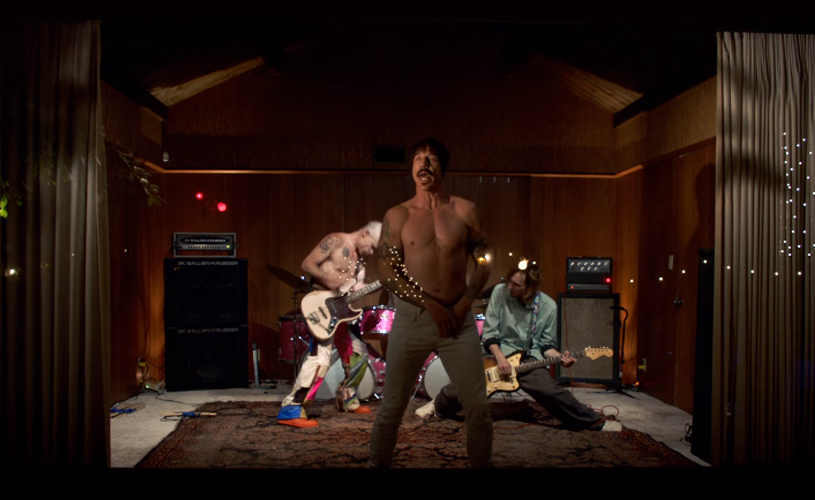 """Red Hot Chili Peppers: Ouve aqui """"The Getaway"""""""