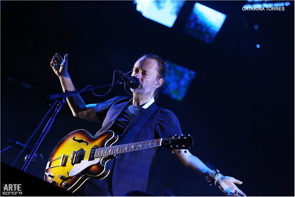 Concerto de Radiohead no NOS Alive na RTP