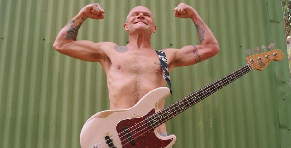 Flea Jazz Bass