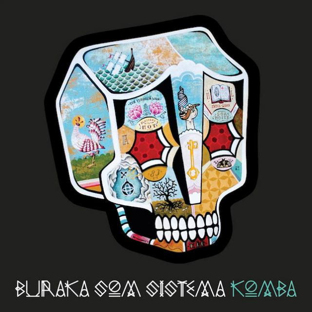 """Para Riot, """"Komba"""" representa o zénite de Buraka Som Sistema."""