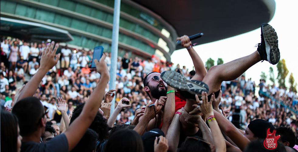 SBSR'16:Mike El Nite, quando a justiça chega ao Hip Hop