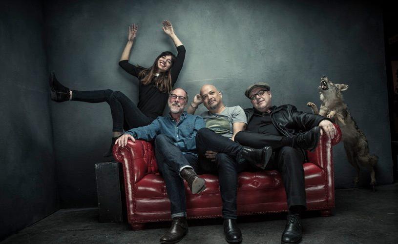 """Pixies anunciam novo álbum """"Head Carrier"""""""