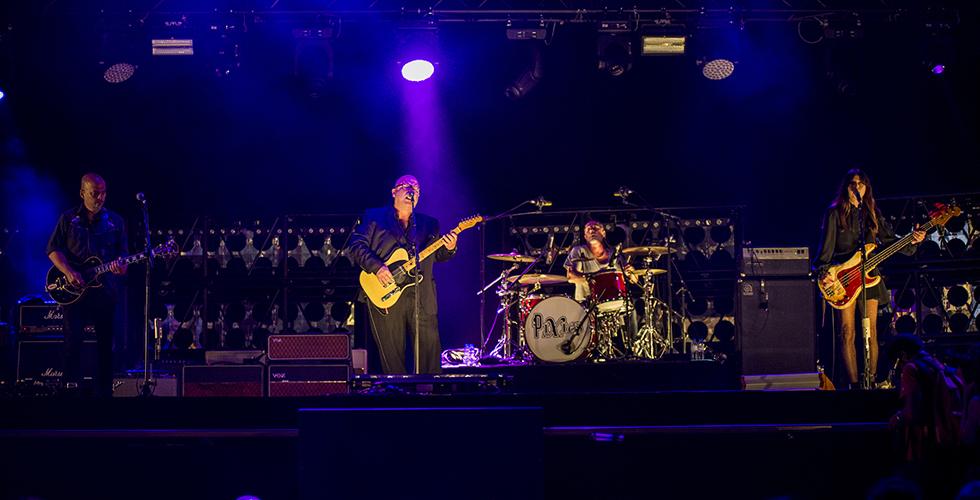NOS Alive: O salto de cabeça dos Pixies