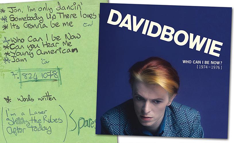 "Ouve aqui o álbum ""The Gouster"" de David Bowie"
