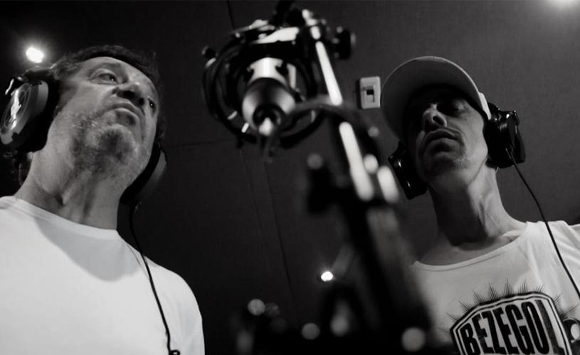Rui Veloso e Bezegol, o dueto improvável