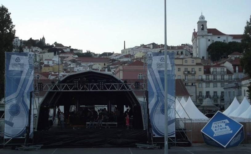 Caixa Alfama: 10 palcos, mais de 40 fadista