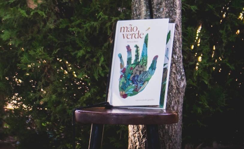 Mão Verde, Livro & Disco