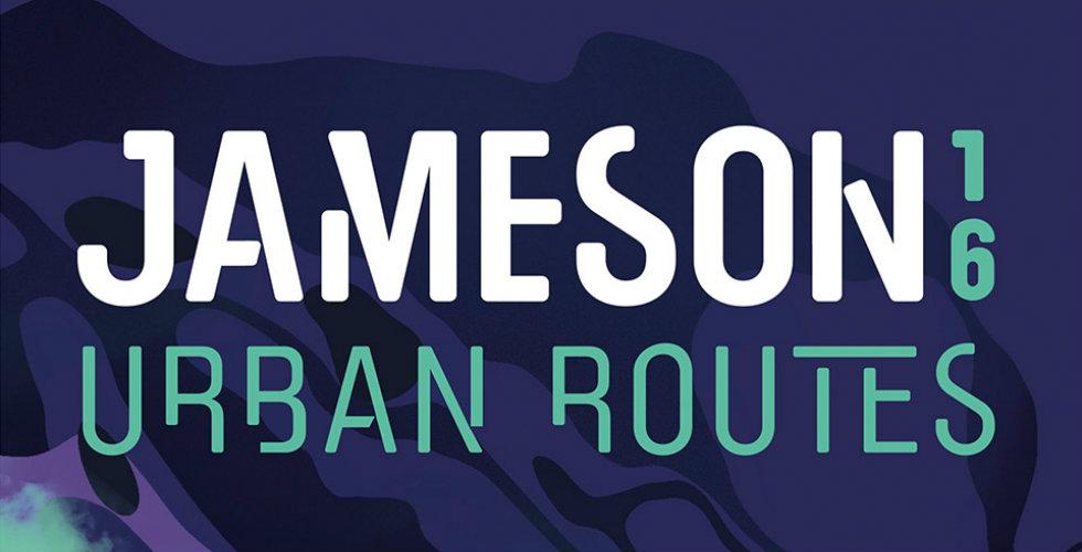 Jameson Urban Routes: 5 concertos a não perder