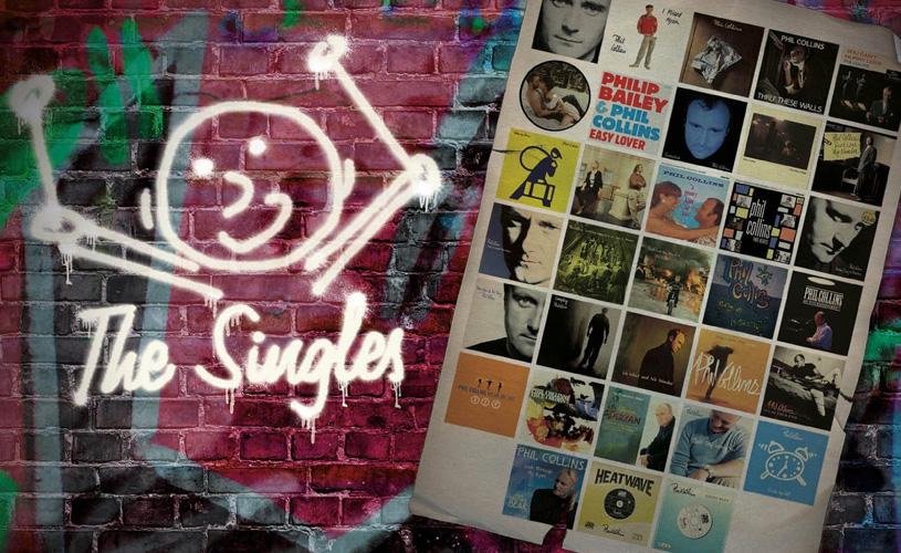"Phil Collins edita nova colectânea ""The Singles"""