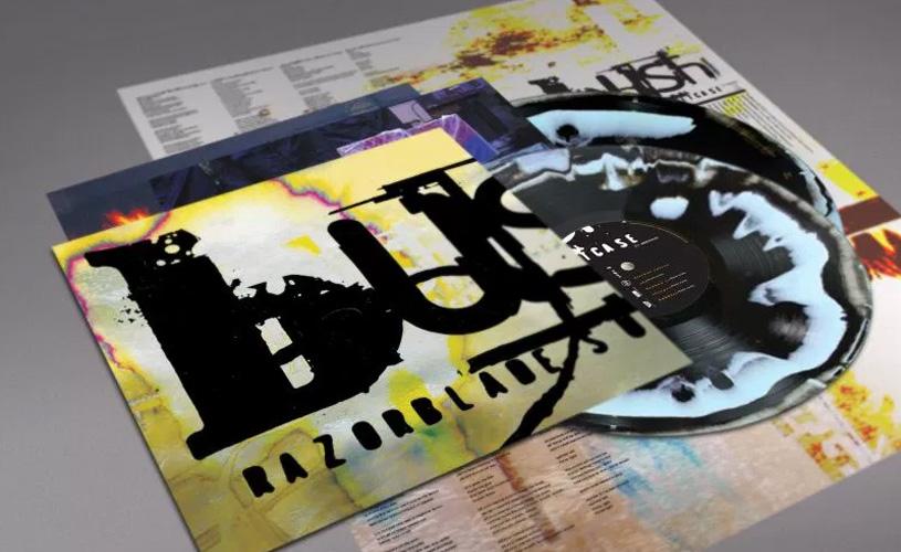 """Bush: """"Sleeper"""" é faixa não editada de """"Razorblade Suitcase"""""""