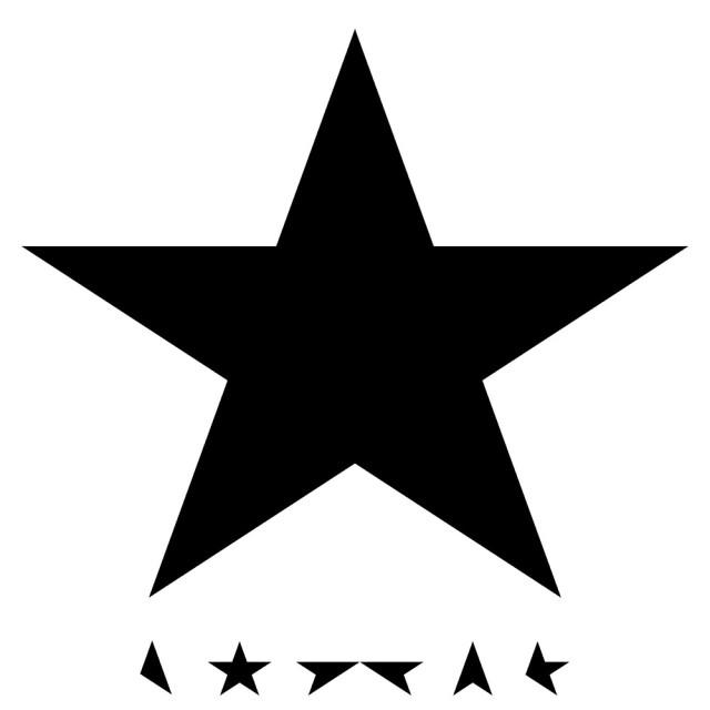 "David Bowie, ""Blackstar"". Columbia Records."