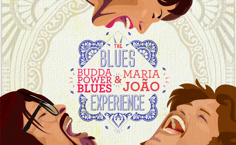 O Disco de Budda Power Blues & Maria João