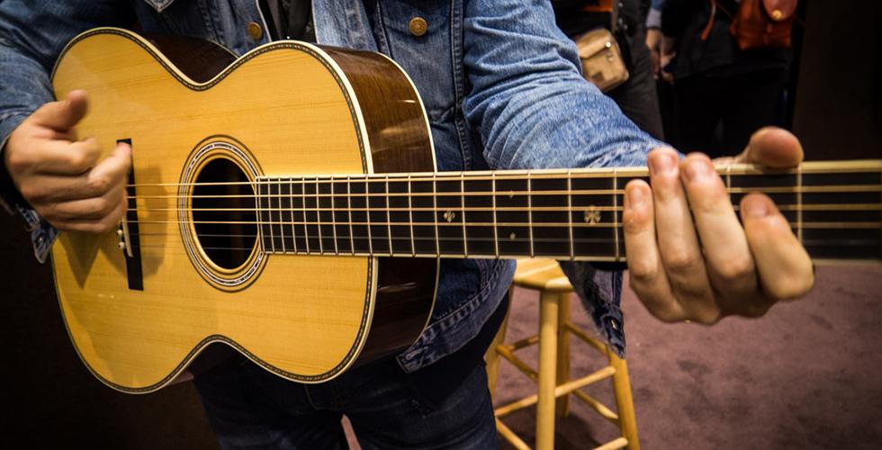 Novas Martin Guitar para 2017
