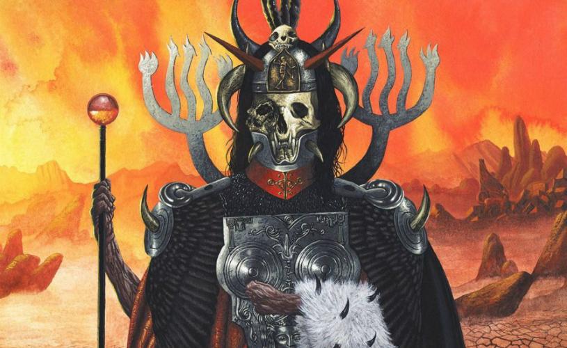 Mastodon, O Álbum da Morte