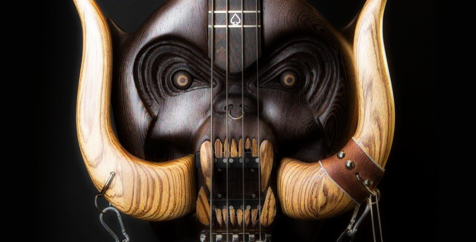 Cynosure Guitars, As Obras de Arte de Motörhead