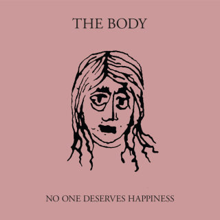 no one deserves happiness cover