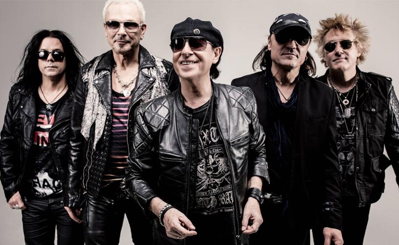 Scorpions no MEO Marés Vivas 2017