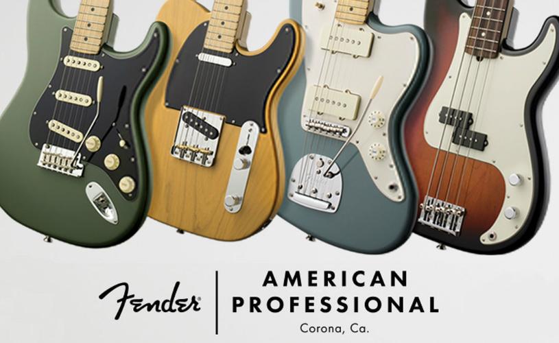 Fender Test & Play