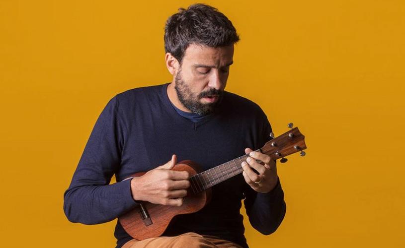 """""""Giesta"""" é o novo álbum de Miguel Araújo"""