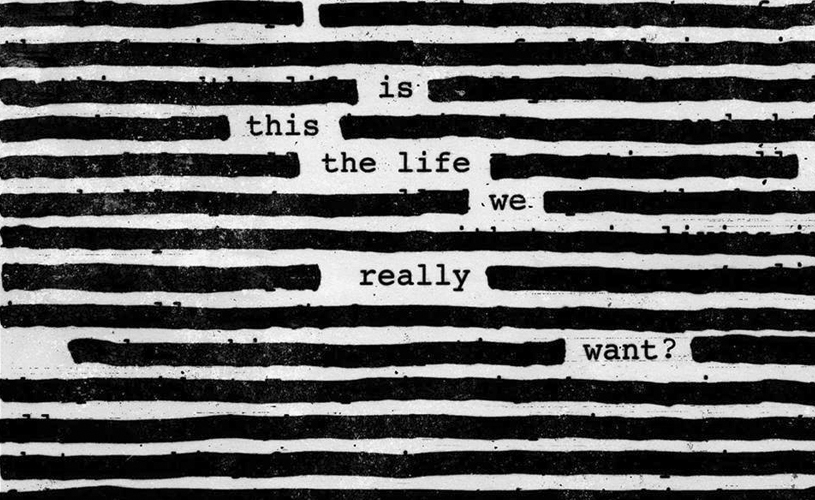 "Roger Waters: ""Is This The Life We Really Want?"" em streaming"
