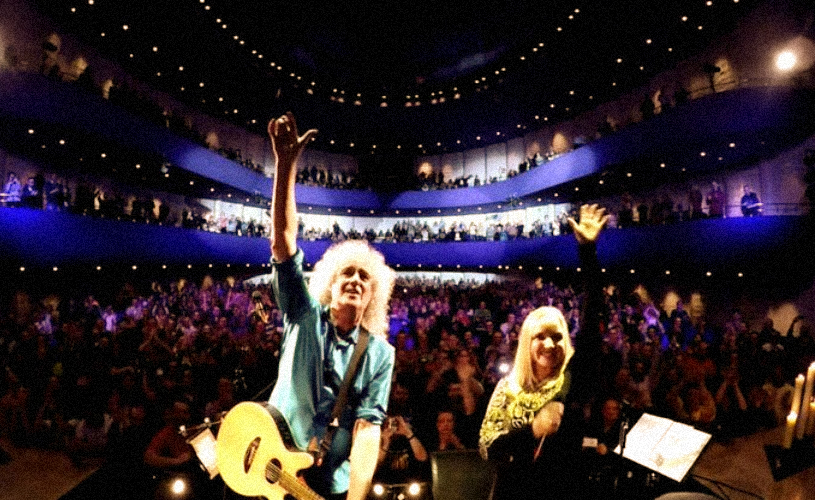 Brian May & Kerry Ellis, Roll With You