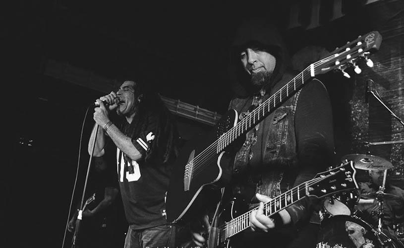 Fotoreportagem: Ill Niño + The Royal Blasphemy + Xtortya + Incite @ RCA Club 2017