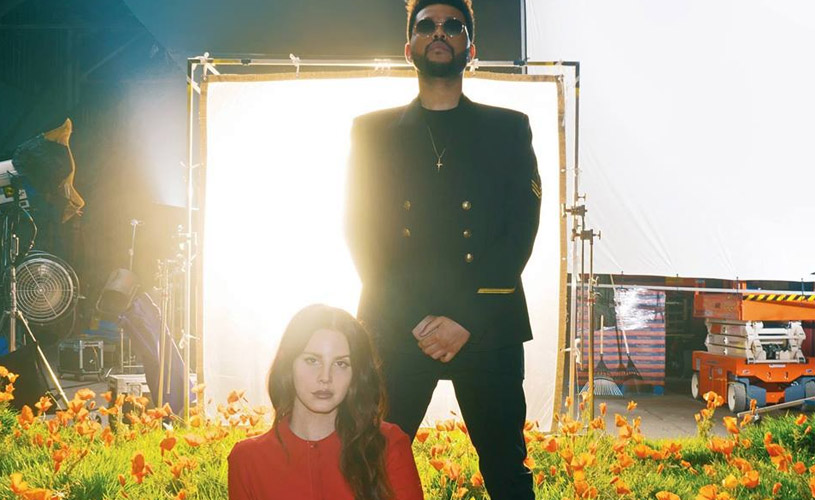 """Lana Del Rey & The Weeknd: """"Lust for Life"""""""