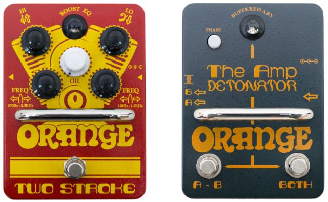 orange two stroke amp detonator